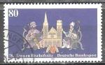 Sellos de Europa - Alemania -  Desde 787 - Bremen obispado.