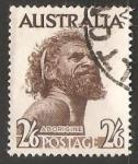 Sellos de Oceania - Australia -  Aborigen australiano