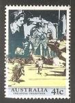 Sellos de Oceania - Australia -  The Anzac Tradition