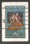 Stamps Australia -  Centenary of cinema