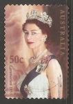 Sellos de Oceania - Australia -  Coronation 1953