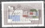 Sellos de Europa - Alemania -  Europa-CEPT.Pabellón alemán de Barcelona, Mies van der Rohe.