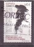 Stamps Europe - Spain -  IV centenario