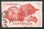 Sellos de Oceania - Australia -  Export