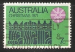 Sellos de Oceania - Australia -  Navidad 1071