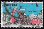 Sellos de Africa - Nigeria -  Nigeria-cambio