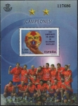 Stamps Spain -  CAMPEONATO  MUNDIAL  DE  BALONMANO