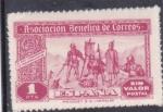 Sellos de Europa - España -  ASOCIACIÓN BENEFICA DE CORREOS(24)