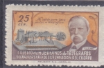 Stamps of the world : Spain :  COLEGIO HUERFANOS DE TELEGRAFOS (24)