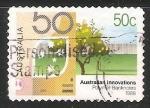 Sellos de Oceania - Australia -  Polymer banknotes