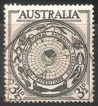 Sellos de Oceania - Australia -  Expedición Antártica Nacional de Investigación Australiano