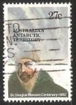 Stamps Oceania - Australian Antarctic Territory -  sir douglas mawson centenary