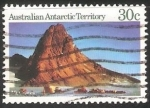 Stamps Australian Antarctic Territory -  Monte Coates