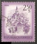 Stamps Austria -  Murau
