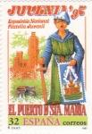 Sellos de Europa - España -  JUVENIA-97 (24)