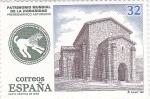 Sellos de Europa - España -  PATRIMONIO DE LA HUMANIDAD-SANTA CRISTINA DE LENA (24)