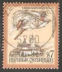 Sellos de Europa - Austria -  The cruel Rosalia of Forchtenstein