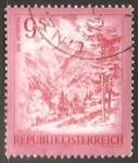 Sellos de Europa - Austria -  Das Astinertal