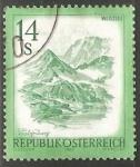 Sellos de Europa - Austria -  Weiszsee, Salzburg