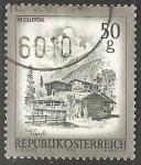 Stamps Austria -  In Zillertal
