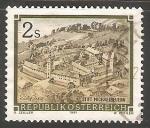 Sellos de Europa - Austria -  Stift Michaelbeuern