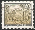 Stamps Austria -  Stift Vorau