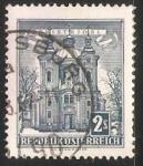 Stamps Austria -  Church of Grace, Christkindl