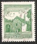 Sellos de Europa - Austria -  Beethoven House