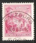 Sellos de Europa - Austria -  Esterházy Palace