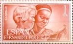 Sellos de Europa - España -  Intercambio 0,25 usd 1 pta. 1966