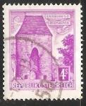 Sellos de Europa - Austria -  Vienna Gate, Hainburg