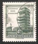 Sellos de Europa - Austria -  Aeropuerto de Viena-Schwechat