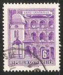 Sellos de Europa - Austria -  Graz Landhaus