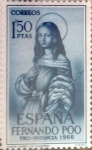 Stamps : Europe : Spain :  Intercambio 0,25 usd 1,50 pta. 1966
