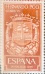Sellos del Mundo : Europa : España : Intercambio 0,25 usd 1 pts. 1965