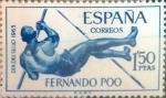 Stamps Spain -  Intercambio 0,30 usd 1,50 pts. 1965