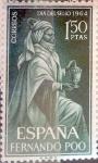 Sellos de Europa - España -  Intercambio 0,30 usd 1,50 ptas. 1964