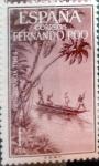 Sellos de Europa - España -  Intercambio 0,25 usd 1 pta. 1964