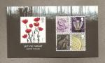 Sellos de Europa - Reino Unido -  Aniversario batalla del Somme