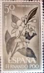 Sellos de Europa - España -  Intercambio cr2f 0,25 usd 50 cents. 1964