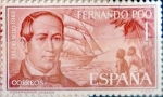 Stamps of the world : Spain :  Intercambio 0,25 usd 1 pta. 1964