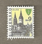Stamps Europe - Slovakia -  Iglesias eslovacas