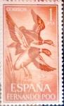 Sellos de Europa - España -  Intercambio 0,30 usd 1 pta. 1964