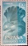 Sellos de Europa - España -  Intercambio 0,35 usd 1,50 ptas. 1964