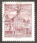 Sellos de Europa - Austria -  Steyr rathaus