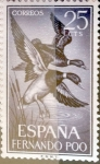 Sellos del Mundo : Europa : España : Intercambio 0,25 usd 25 cents. 1964