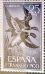 Sellos de Europa - España -  Intercambio cr2f 0,25 usd 25 cents. 1964