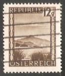 Sellos de Europa - Austria -  Paisaje