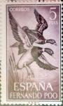 Sellos del Mundo : Europa : España : Intercambio 1,50 usd 5 ptas. 1964