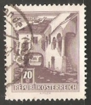 Sellos de Europa - Austria -  Granja en morbisch